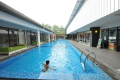 Adult and Children Pool