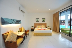 Executive Suite First Room